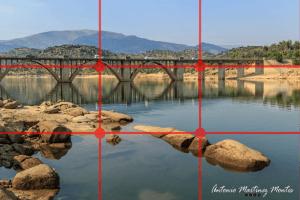 Puntos de interés y puente en linea de los tercios